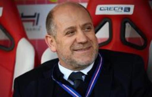 Le Paris Saint-Germain se sépare de son directeur sportif Antero Henrique