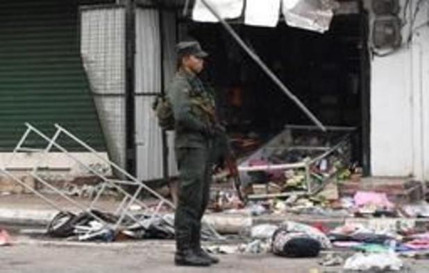Explosions au Sri Lanka: Couvre-feu partiel après des émeutes anti-musulmans qui ont fait un mort