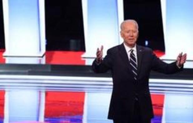 """Presidentskandidaat Biden: """"Trump voedt haat met retoriek"""""""