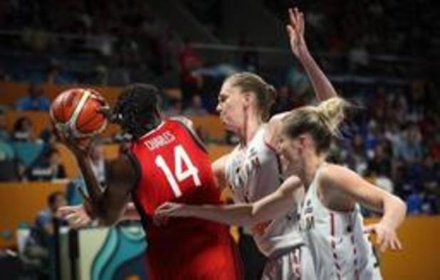 WNBA - Washington Mystics s'impose pour son premier match à domicile avec 14 points de Meesseman