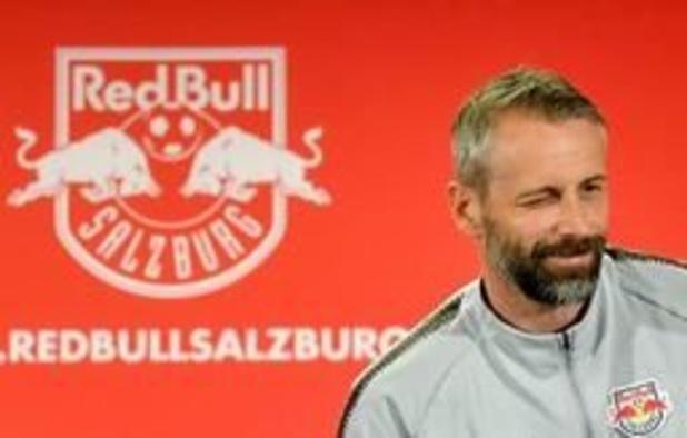 Sixième sacre autrichien de rang pour le RB Salzbourg