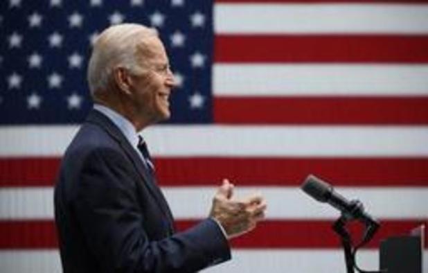 S'il est élu, Joe Biden convoquera un sommet mondial sur la démocratie