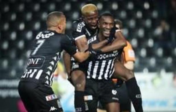 Jupiler Pro League - Charleroi behoudt met zege tegen Westerlo waterkansje op groepswinst