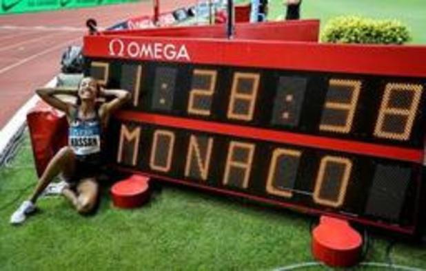 Diamond League Monaco - Nederlandse Sifan Hassan loopt wereldrecord op Engelse mijl