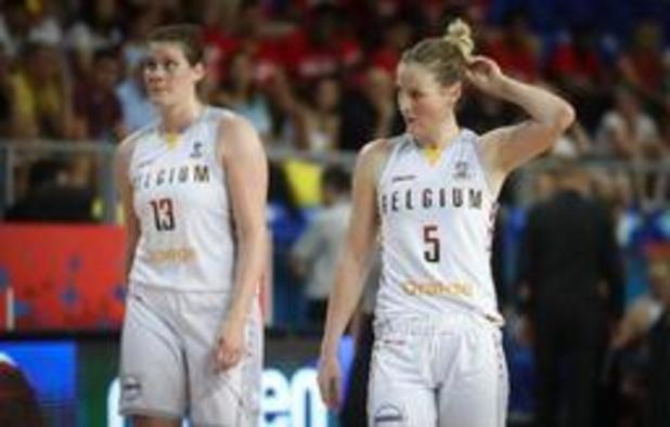 EK basket (v) - Kim Mestdagh gelooft dat de Cats er tegen Servië weer zullen staan