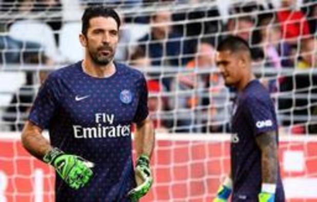 Gianluigi Buffon quitte le Paris Saint-Germain après un an