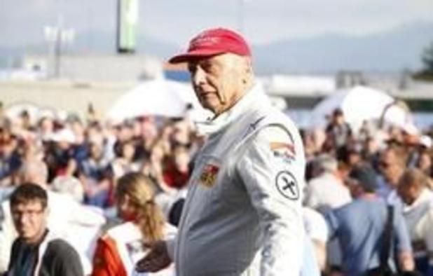 Décès de la légende de Formule 1 Niki Lauda