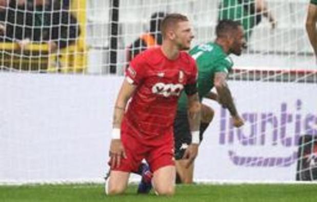 Jupiler Pro League - Le Standard s'impose au Cercle Bruges (0-2) dans les dernières minutes