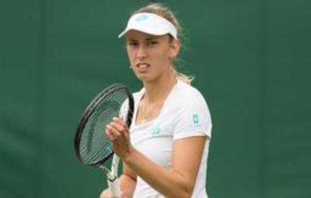 US Open: Mertens start tegen Teichmann, Van Uytvanck tegen Kuzmova