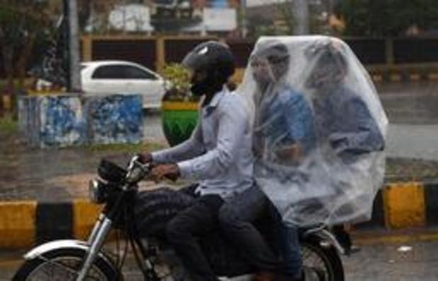 Au moins seize autres morts en raison de la mousson dans le sud du Pakistan