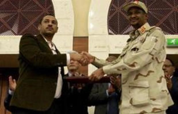 'Israël en Soedan knopen diplomatieke betrekkingen aan'