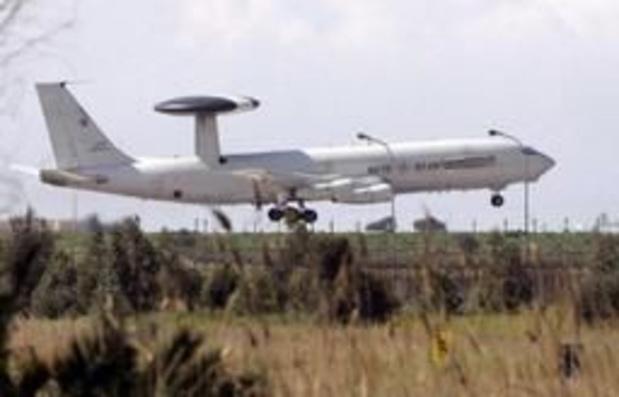 L'Otan va consacrer 1 milliard de dollars pour moderniser ses avions-radar AWACS