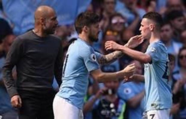 City neemt tegen Spurs revanche voor Champions League-uitschakeling, De Bruyne valt uit