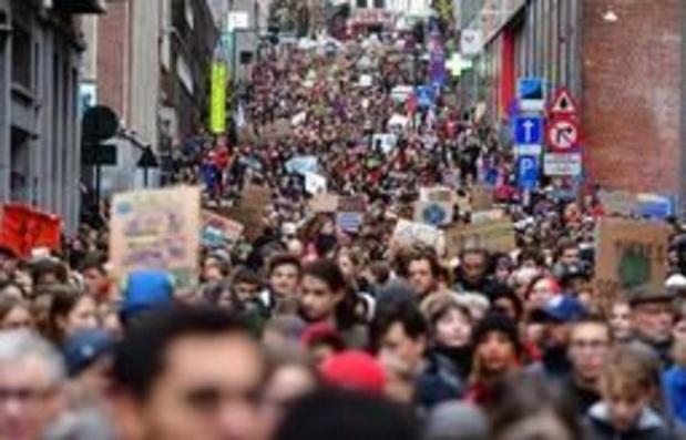 Plus de 267.000 Belges appellent les politiques à agir dès la prochaine législature pour le climat