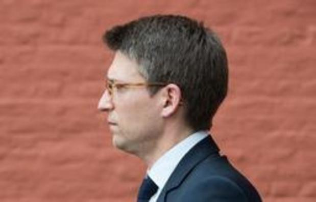 Parlement wallon: Pierre-Yves Dermagne (PS) et Christophe Bastin (cdH) vont cumuler