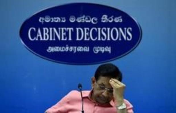 Regering Sri Lanka wijst met de vinger naar lokale islamistische groepering
