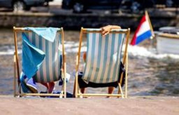 Nationaal hitteplan afgekondigd voor heel Nederland