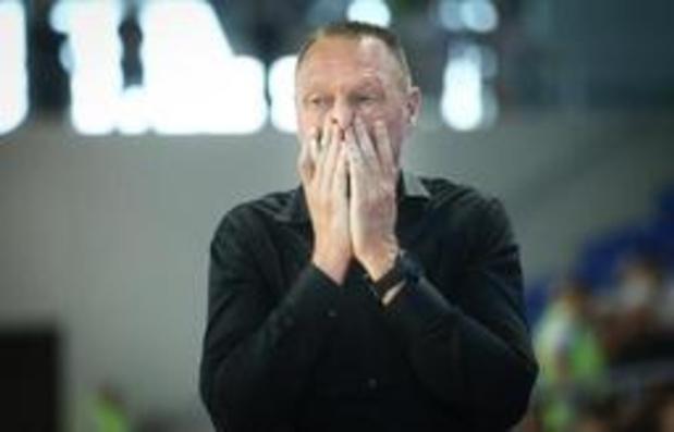 """EK basket (v) - Bondscoach Mestdagh na nederlaag tegen Wit-Rusland: """"Misten intensiteit bij verdedigen"""""""