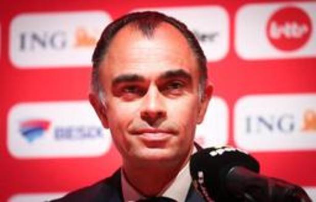 Euro Espoirs 2021: Johan Walem dévoile sa sélection pour les matchs au Pays de Galles et contre la Bosnie