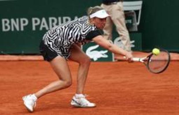 Elise Mertens naar tweede ronde in Mallorca