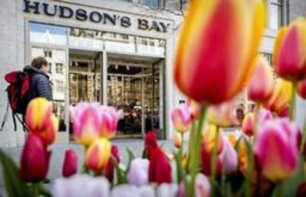 Le canadien Hudson's Bay ferme ses magasins aux Pays-Bas