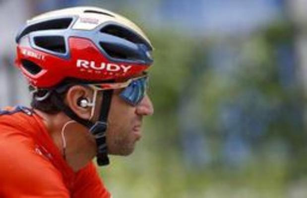 Le patron de Trek-Segafredo annonce le transfert de Nibali