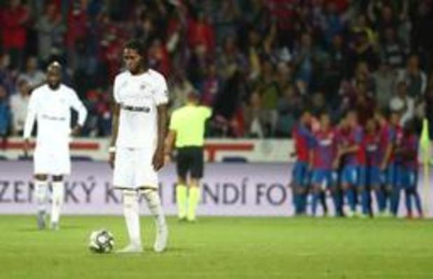 Europa League - Antwerp kruipt door het oog van de naald in Plzen