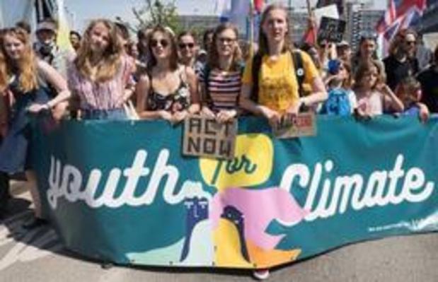 Klimaatcoalitie en Students for Climate geven bevraging over klimaatplan onvoldoende