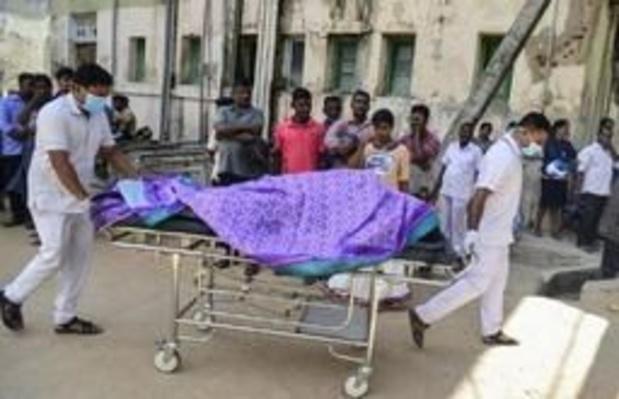 Nieuwe balans na explosies Sri Lanka: 207 doden en meer dan 450 gewonden