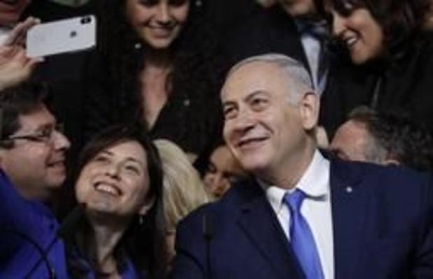 Elections en Israël - Le comité électoral confirme la victoire de Netanyahu