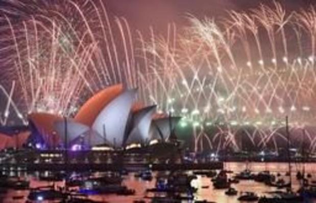 Sydney maintient son feu d'artifice de Nouvel An en dépit des protestations