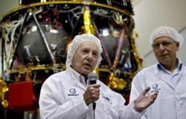 Israël plant nieuwe missie naar de maan