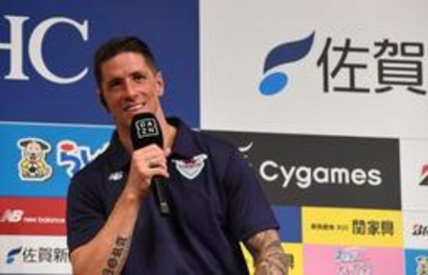 Fernando Torres zet punt achter carrière