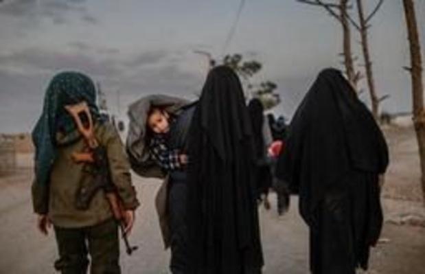 Le Kosovo rapatrie 110 ressortissants de Syrie, dont des compagnes de djihadistes
