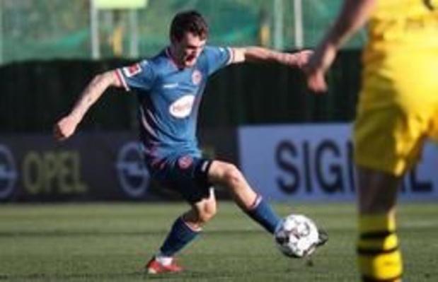 Benito Raman verhuist naar Schalke 04