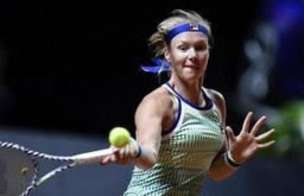 WTA Madrid - Kiki Bertens sort Petra Kvitova, tenante du titre, en quarts de finale
