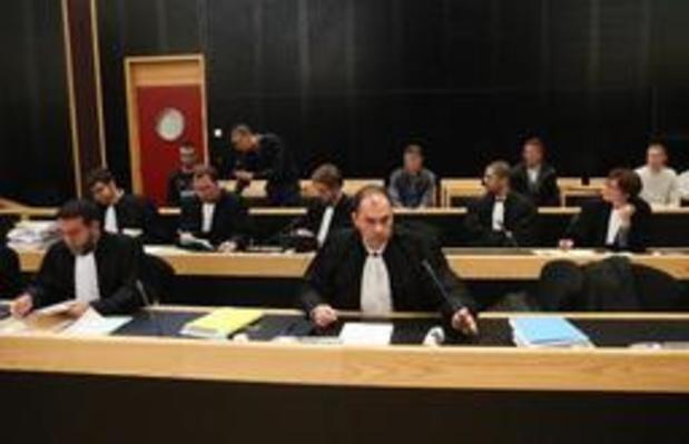 Assises Hainaut - Le procès du meurtre de Daniel Maroy a repris en l'absence de l'un des quatre accusés