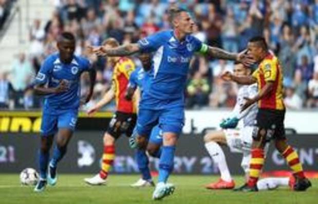 Supercoupe - Genk domine le FC Malines 3 à 0 et remporte sa deuxième Supercoupe