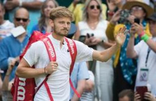 """Tennis/ATP Cincinnati - """"Sur papier, Gasquet est une plus belle opportunité"""", a confié Goffin"""
