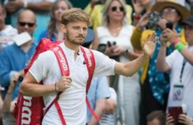"Tennis/ATP Cincinnati - Goffin a eu ""l'impression de jouer contre un mur"" contre Medvedev"