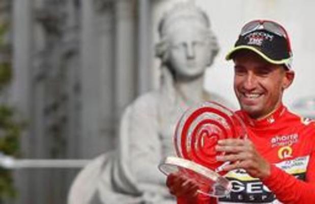 Juan José Cobo, vainqueur de la Vuelta 2011, reconnu coupable de dopage