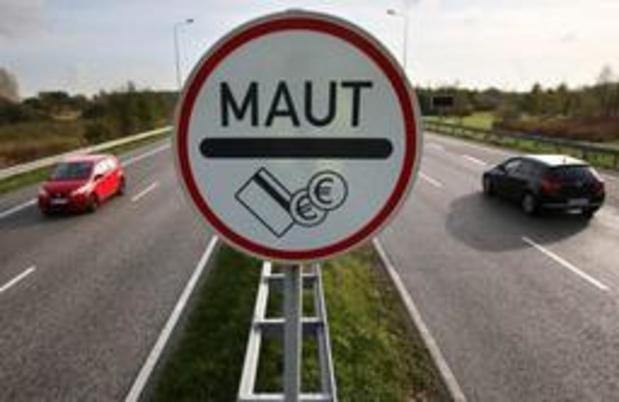 Eindverdict valt voor Duitse wegentol