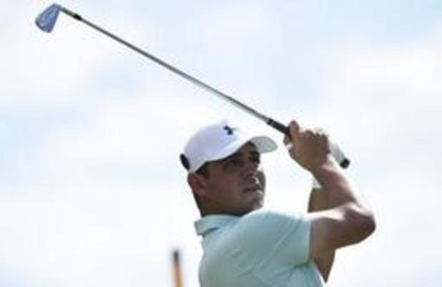 Gary Woodland wint eerste major op US Open golf