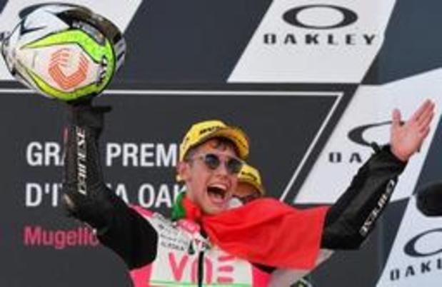 Moto3 - Première victoire pour Tony Arbolino au Mugello