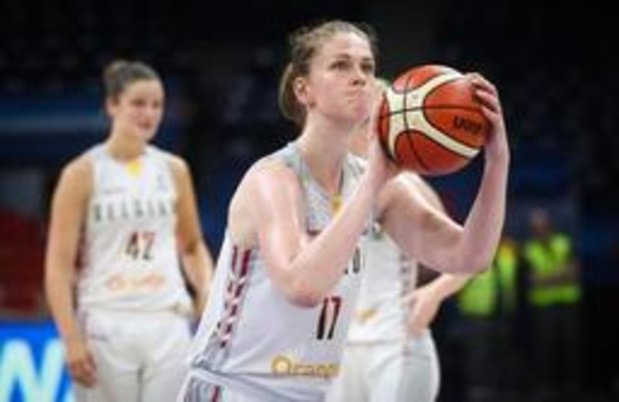 EK basket (v) - Belgian Cats treffen Frankrijk om plaats in halve finales