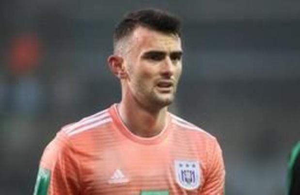 Anderlecht prête Abazaj au FK Kukësi