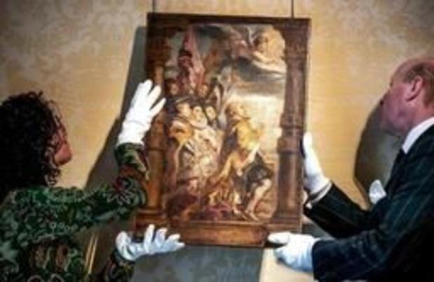 San Francisco leert Rubens kennen met grote tentoonstelling
