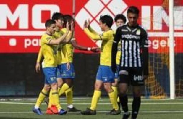 STVV pakt driepunter tegen Charleroi