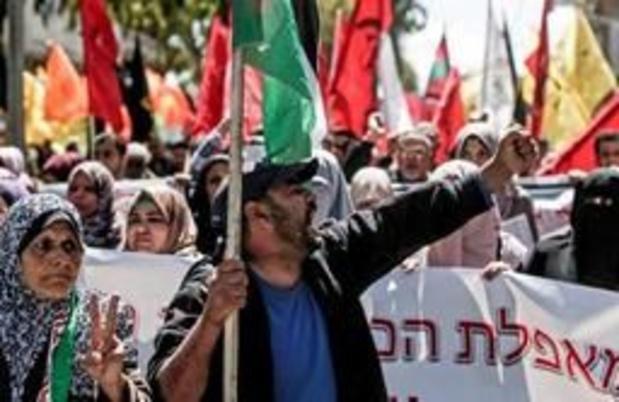 La Ligue arabe s'engage à verser 100 millions de dollars par mois aux Palestiniens