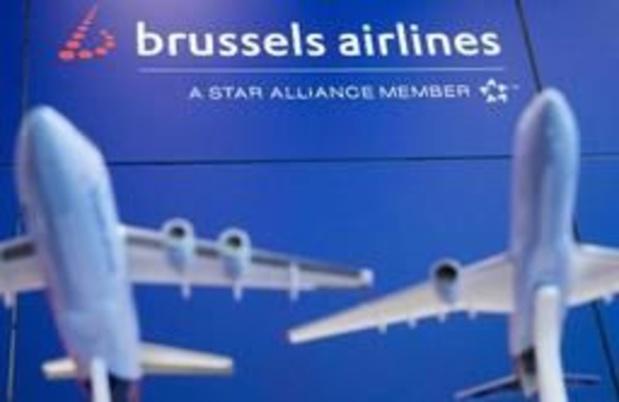 TUI gaat samenwerken met Brussels Airlines